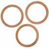 Metal Blank 24ga Copper Washer-round 31mm With Hole